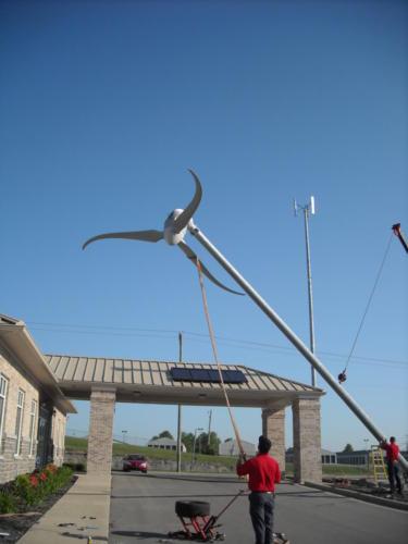 wind generator 38