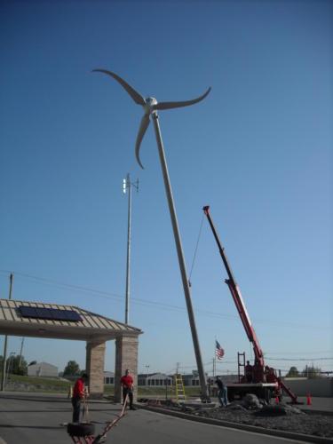 wind generator 39