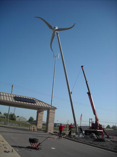 wind generator 40
