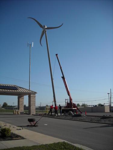 wind generator 41
