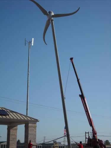 wind generator 42