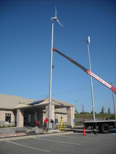 wind generator 47