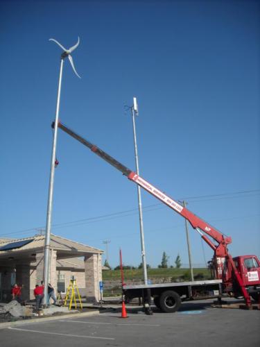 wind generator 48